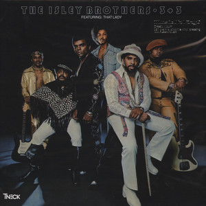 ISLEY BROTHERS - 3 + 3 - LP