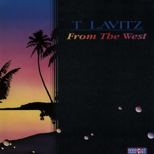T LAVITZ - From The West - LP