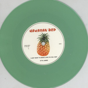 ETTA JAMES / LARRY WILLIAMS & JOHNNY 'GUITAR' WATS - Hawaiian Bop Edits - 7inch x 1