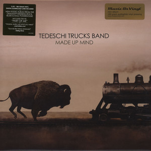TEDESCHI TRUCKS BAND - Made Up Mind - LP x 2