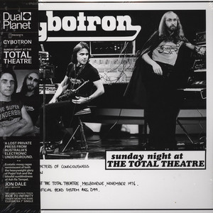CYBOTRON - Sunday Night At The Total Theatre - LP