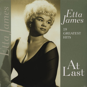 ETTA JAMES - 19 Greatest Hits - At Last - LP