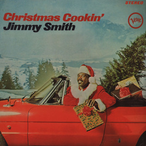 JIMMY SMITH - Christmas' Cookin - LP