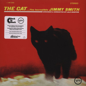 JIMMY SMITH - The Cat - 33T