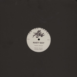 NASTY BOY - Lateral Motion - 12 inch x 1