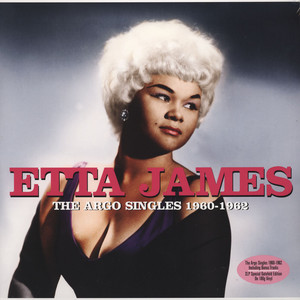 ETTA JAMES - Argo Singles, The 1960 - 1962 - LP x 2