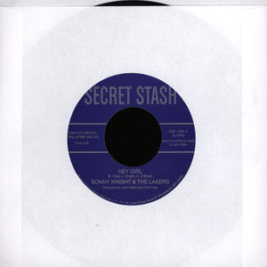 SONNY KNIGHT & THE LAKERS - Hey Girl / Sugar Man - 7inch x 1