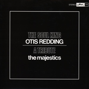 MAJESTICS - Otis Redding The Soul King - LP