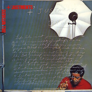 BILL WITHERS - +'Justments - LP