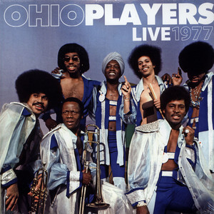 OHIO PLAYERS - Live 1977 - LP x 2