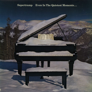 Supertramp Even+In+The+Quietest+Moments... LP