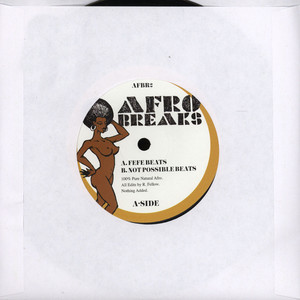 AFRO BREAKS - Volume 2 - 7inch x 1