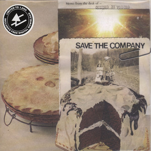 GUIDED BY VOICES - Save The Company - 7inch x 1
