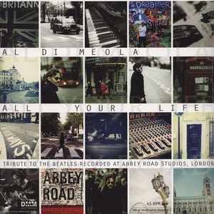 AL DI MEOLA - All Your Life - A Tribute To The Beatles - LP x 2