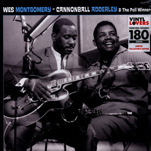 WES MONTGOMERY / CANNONBALL ADDERLEY - & The Poll Winners - LP