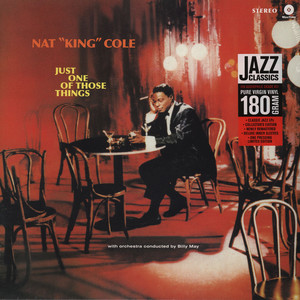 NAT KING COLE - Just One Of Those Things - LP