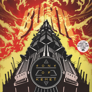 SONS OF KEMET - Burn - LP