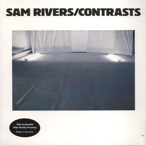 SAM RIVERS - Contrasts - LP