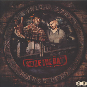 HANNIBAL STAX & MARCO POLO - Seize The Day Limited Edition - LP x 2