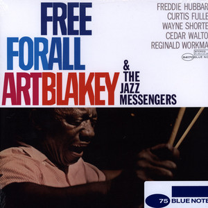 ART BLAKEY & THE JAZZ MESSENGERS - Free For All - LP