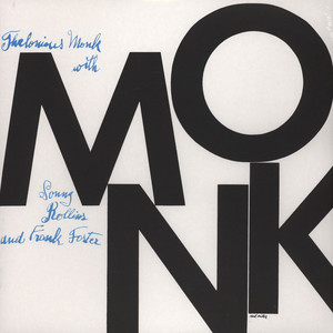 THELONIOUS MONK WITH SONNY ROLLINS & FRANK FOSTER - Monk - LP