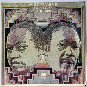 EDDIE HARRIS & LES MCCANN - Second Movement - LP