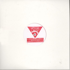 FRANKIE KNUCKLES PRESENTS DIRECTOR'S CUT - Your Love feat. Jamie Principle (Remixes) - 12 inch x 1