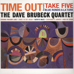 DAVE BRUBECK QUARTET - Time Out - LP
