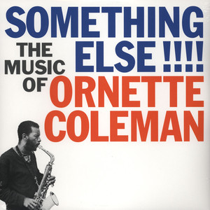 ORNETTE COLEMAN - Something Else - LP