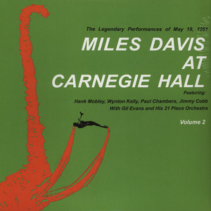 MILES DAVIS - At The Carnegie Hall Part Two - LP