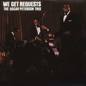 OSCAR PETERSON TRIO - We Get Requests - LP