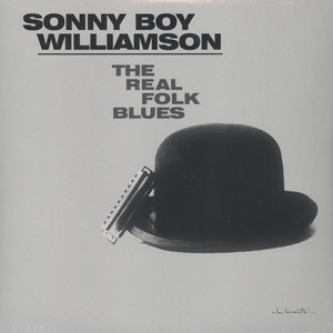SONNY BOY WILLIAMSON - The Real Folk Blues - LP