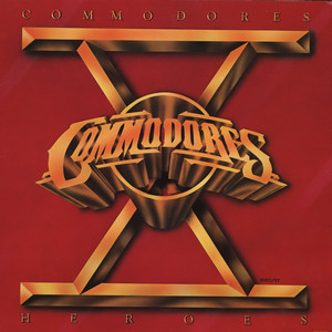 COMMODORES - Heroes - LP