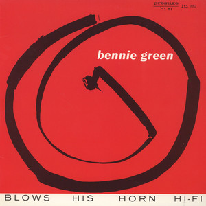 BENNIE GREEN - Blows His Horn - LP