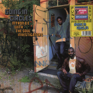 MYRON & E WITH THE SOUL INVESTIGATORS - Going In Circles - LP