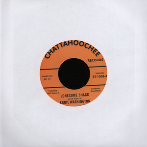 ERNIE WASHINGTON - Lonesome Shack - 7inch x 1