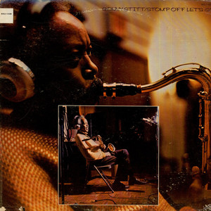 SONNY STITT - Stomp Off Let's Go - LP