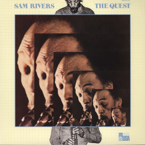 SAM RIVERS - The Quest - LP