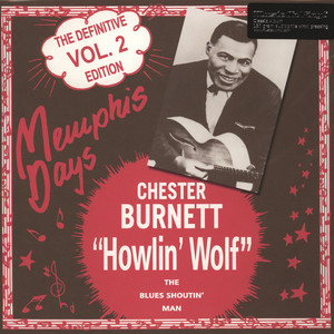 HOWLIN WOLF - Memphis Days Volume 2 - LP