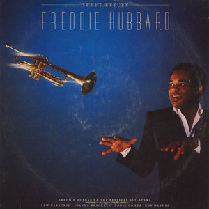 FREDDIE HUBBARD - Sweet Return - LP