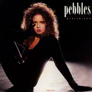 PEBBLES - Girlfriend (Extended Version) - 12 inch x 1