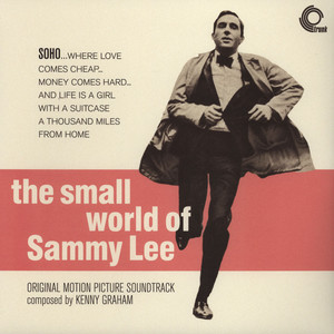 KENNY GRAHAM - OST The Small World Of Sammy Lee - LP