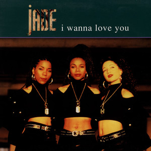 JADE - I Wanna Love You - 12 inch x 1