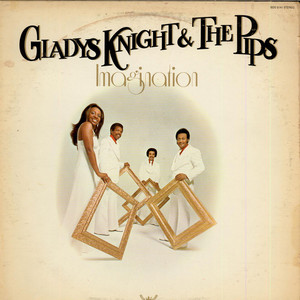 GLADYS KNIGHT AND THE PIPS - Imagination - LP