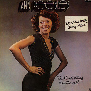 ANN PEEBLES - The Handwriting Is On The Wall - LP
