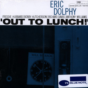ERIC DOLPHY - Out To Lunch - LP