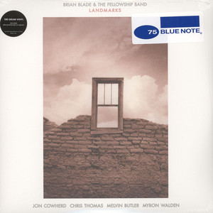 BRIAN BLADE & THE FELLOWSHIP BAND - Landmarks - LP