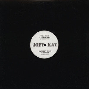 JOEY KAY - Love Rev 004 - 12 inch x 1