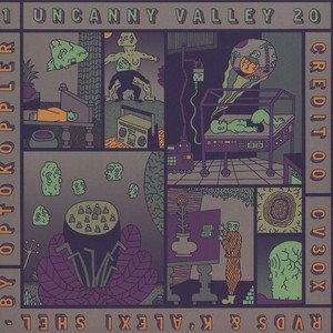 V.A. - Uncanny Valley 20.1 - 12 inch x 1