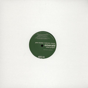 JOHN HECKLE / MALCOLM MOORE - The Emerald Cities Project - 12 inch x 1